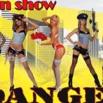 Dangers Dance Show (Женско еротично шоу)